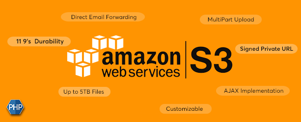 AWS Amazon S3 - File Uploader - 1
